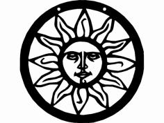 Sun dxf File