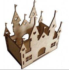 Castle Decoration Free Vector
