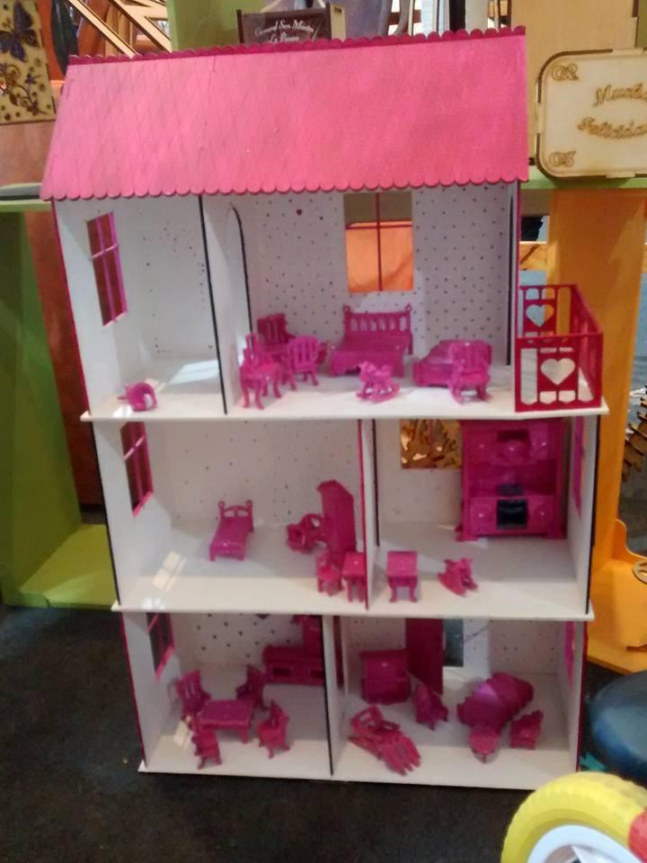 Doll House 981 MELBA DOMENECH.dxf
