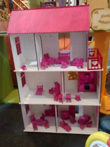 Doll House 981 MELBA DOMENECH.dxf