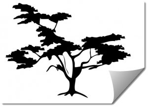 Tree 7 dxf file