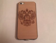 Laser Cut Iphone 5 Wood Case Free Vector