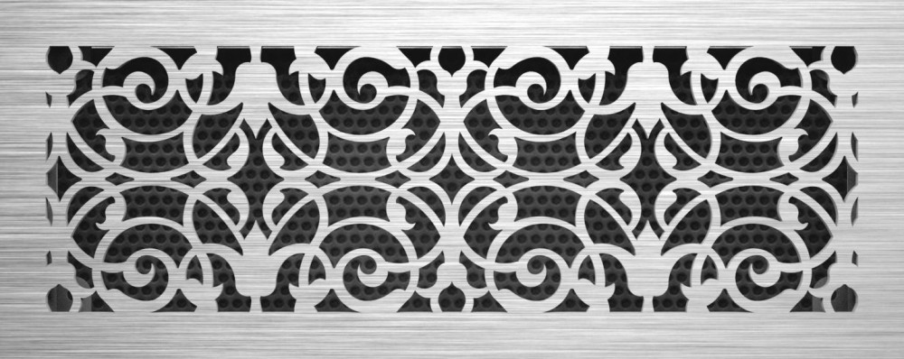 Decor Jali Grille Pattern Laser Cut SVG File