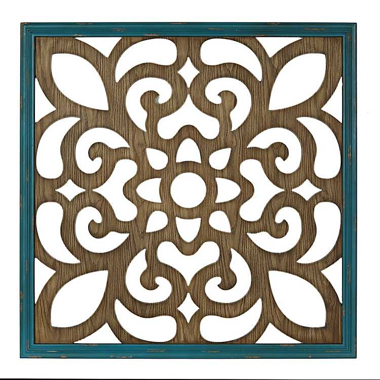 Laser Cut Decorative Screen Template SVG File