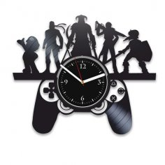 Gamer clock Free Vector