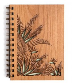Notebook Cover Free Vector