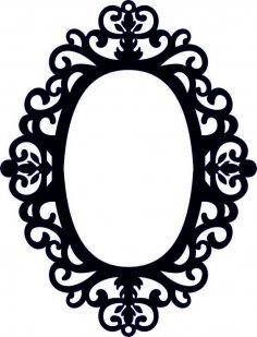 Рамки для зеркал dxf File