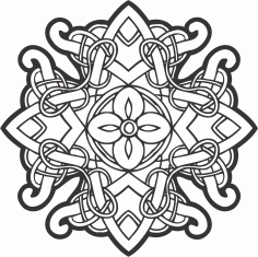 Celtic Ornament Decor Free Vector