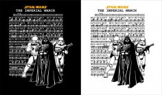 Star Wars Imperial March Free Vector