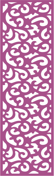 Decorative 2d Patterns For Laser Free Vector