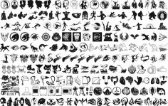 Horror Mix Vector Pack CDR File