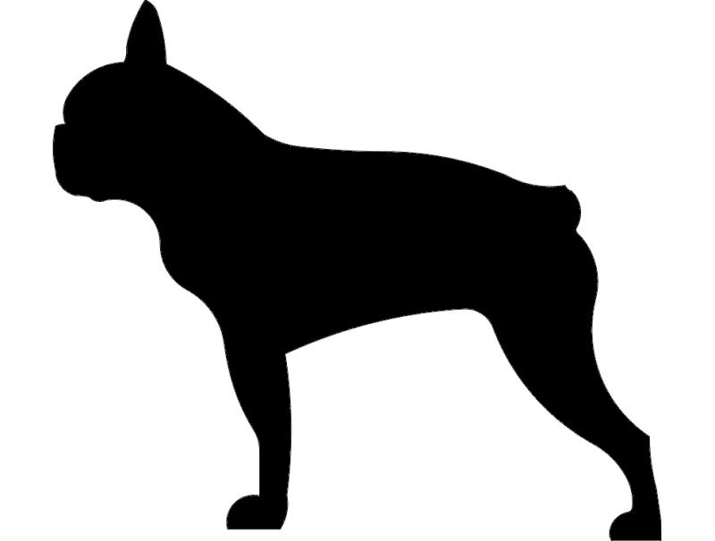 Bulldog 02 dxf File