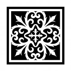 Free Laser Cutting Designs Free DXF Files & Vectors Page 4