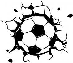 Soccer Ball Vector Free Vector
