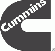 Cummins Logo DXF File