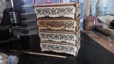 Decorative Box DXF File
