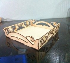 Tray Mdf DXF File