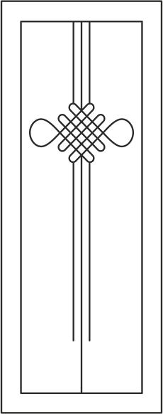 Wardrobes Doors Design Vector Free Vector