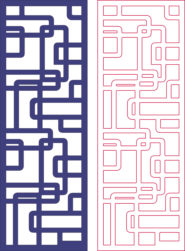 Dxf Pattern Designs 2d 166 DXF File