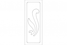 Kap Izimi dxf File