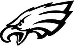 Eagles dxf File