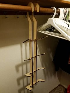 Shoe Rack CDR File