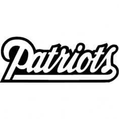 Patriots dxf File