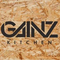Gainz Health Kitchen Logo DXF File
