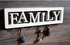 Klyuchnitsa Family Free Vector