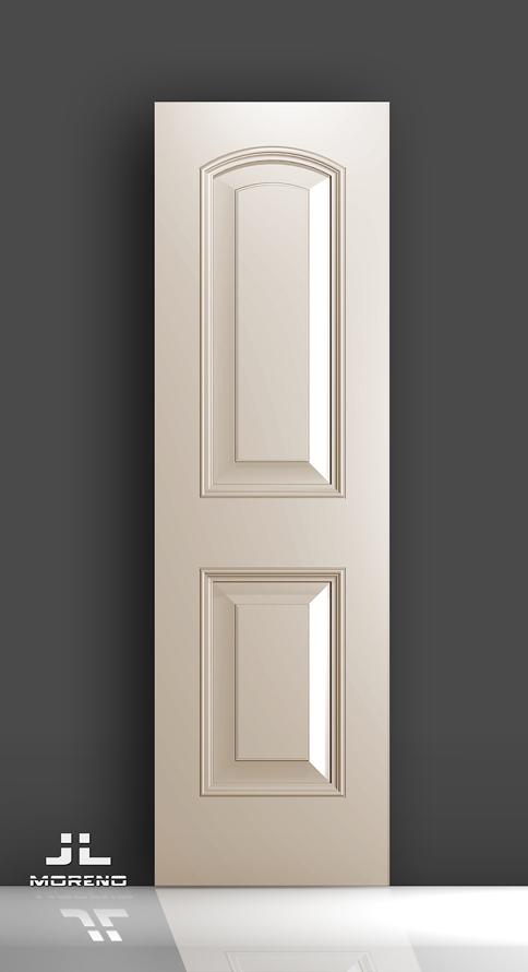 Door Model DWG File