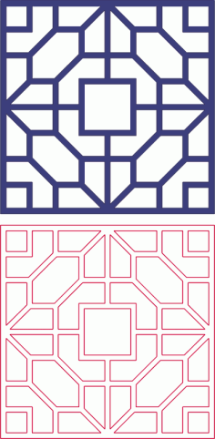Dxf Pattern Designs 2d 137 DXF File