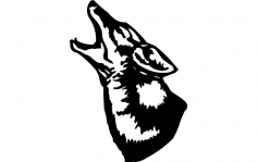 Wolf dxf File