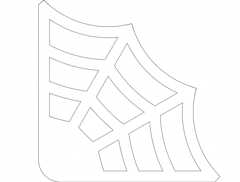 Spider 90 CNC Clean dxf File