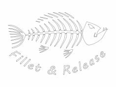 Fillet dxf File
