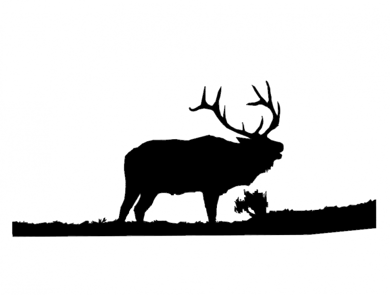 Elk 1 Dxf File Free Download 3axis Co