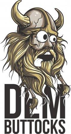 Viking Print