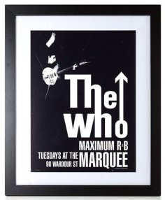 The Who Wall Art Sticker