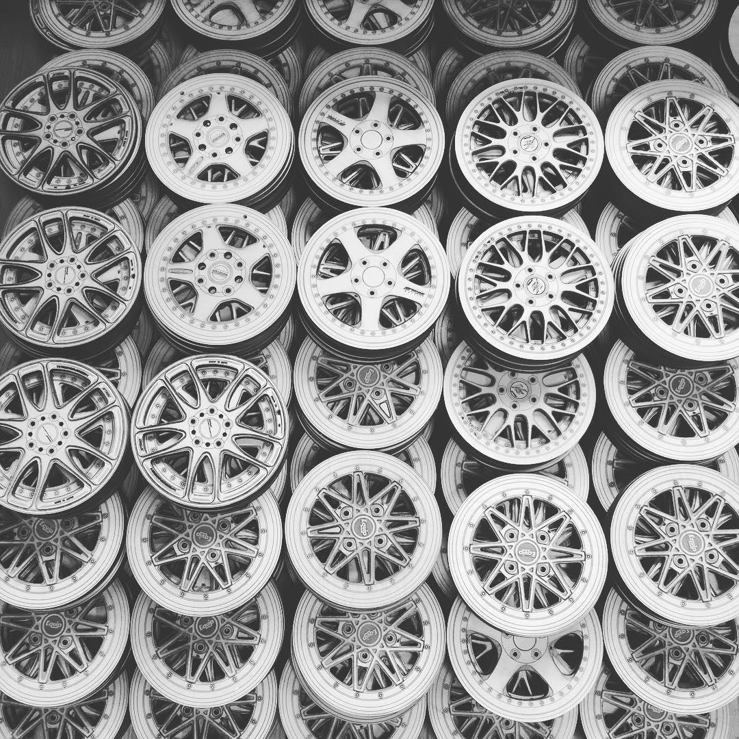 Laser Cut Original Wheel Coasters Free Vector
