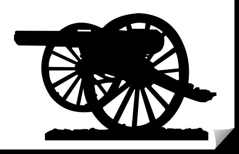 Parrott Cannon dxf file